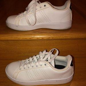 White Cloudfoam Adidas